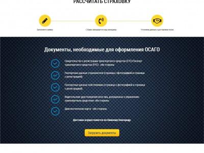 Проект Страхование Альянс